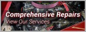Comprehensive Repairs | View Our Services